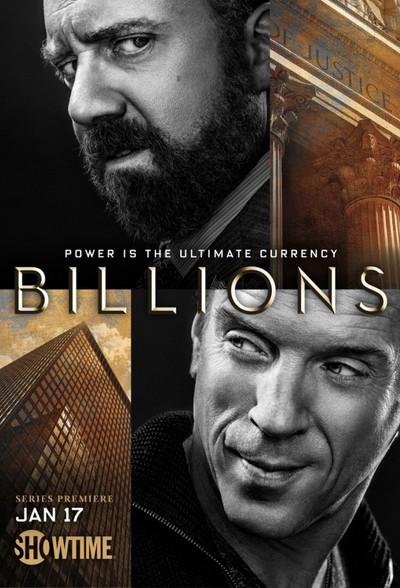 Миллиарды / Billions