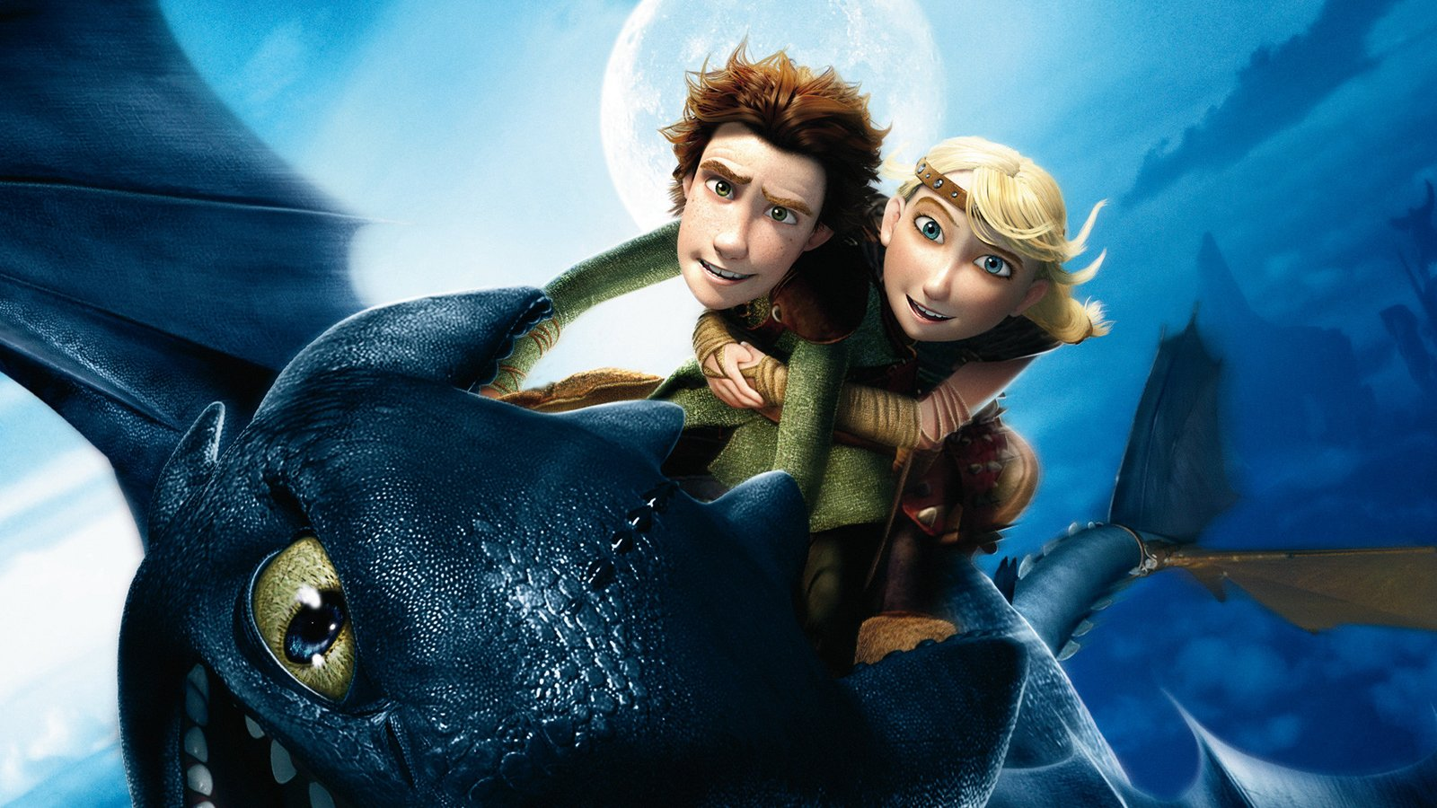 / How to Train Your Dragon