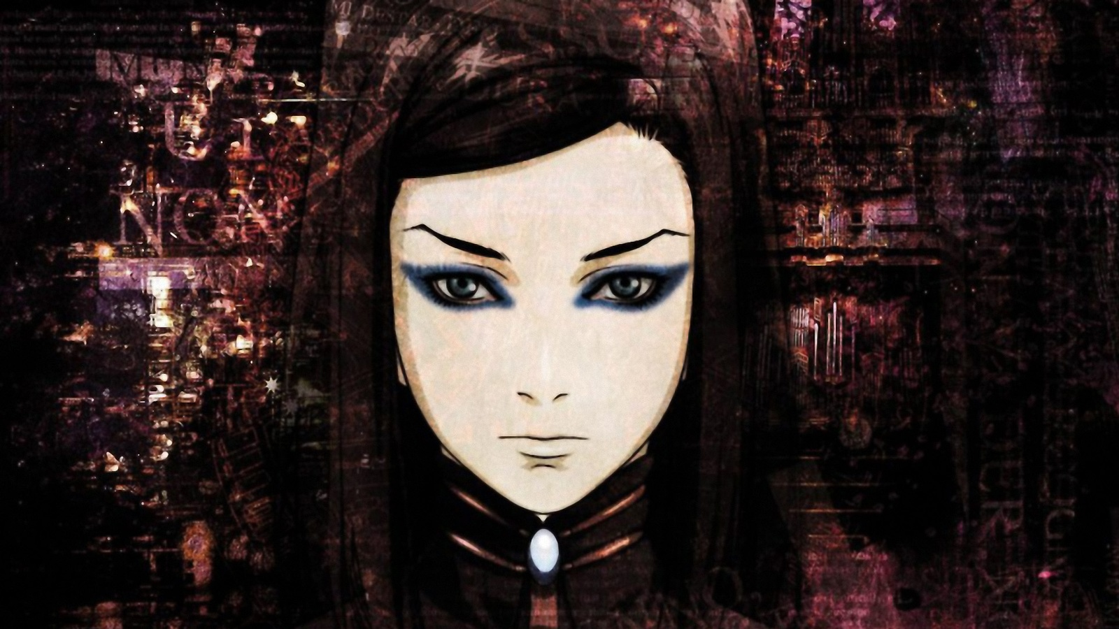 Эрго Прокси/Ergo Proxy background