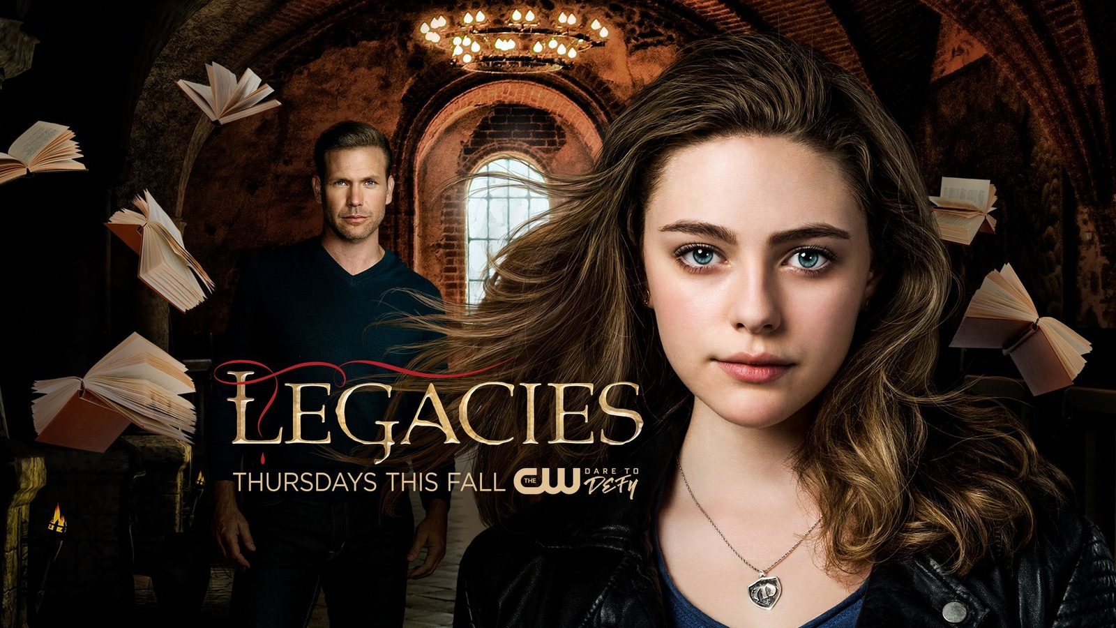 Наследие / Legacies background